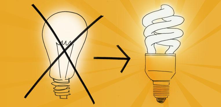La creatività ci illumina tutti, ma bisogna scegliere un'illuminazione ecologica che faccia risparmiare