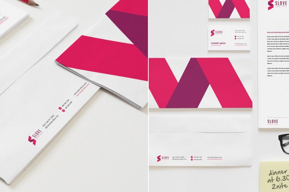 Esempio di brochure e progetti editoriali cordinati con il brand aziendale