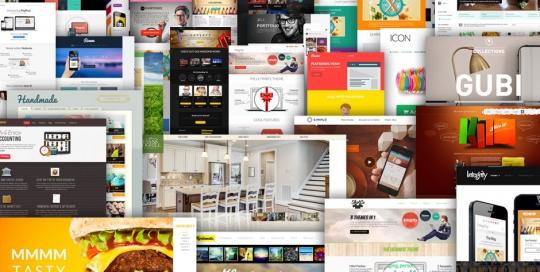 Esempi di Siti Web low cost dall'aspetto professionale, di rapido sviluppo, con personalizzazione di temi e modelli WordPress