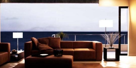 Computer Animation e rendering per Interior Design.