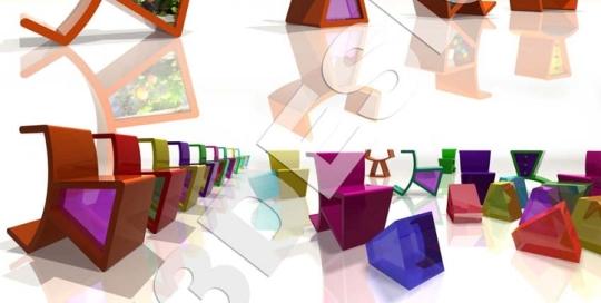 Industrial design, progettare una sedia trasformista: b-site (4)