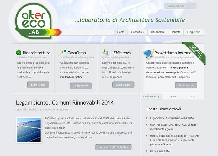 Realizzare un sito internet eco sostenibile