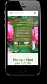 Esempio di sito con responsive web design: il contenuto si adatta e si ridistribuisce automaticamente a seconda delle dimensione della schermo di navigazione