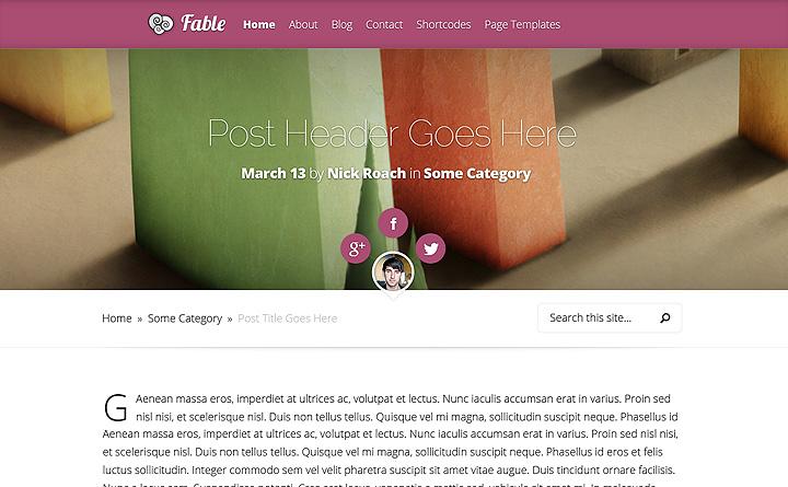 Sito web con immagini a tutto schermo (2)