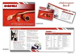 Studio Brochure per raffaorzare Brand Identity