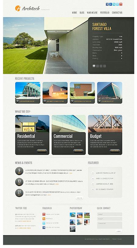 Responsive design e il sito web navigabile anche da for Sito web di design di mobili