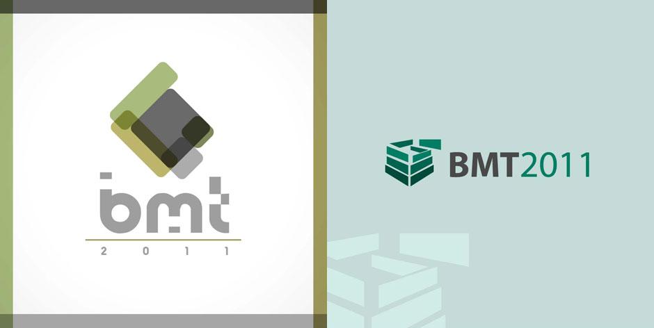 Variante preliminare logo design, Brand evento B