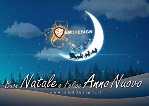 Video animato per Auguri di Buon Natale e Felice Anno Nuovo