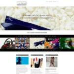 Sito internet fashion blog realizzato con Divi