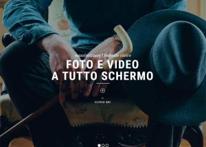 Foto e video a tutto Schermo