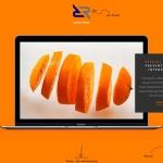 Presentazione interattiva per il sito internet