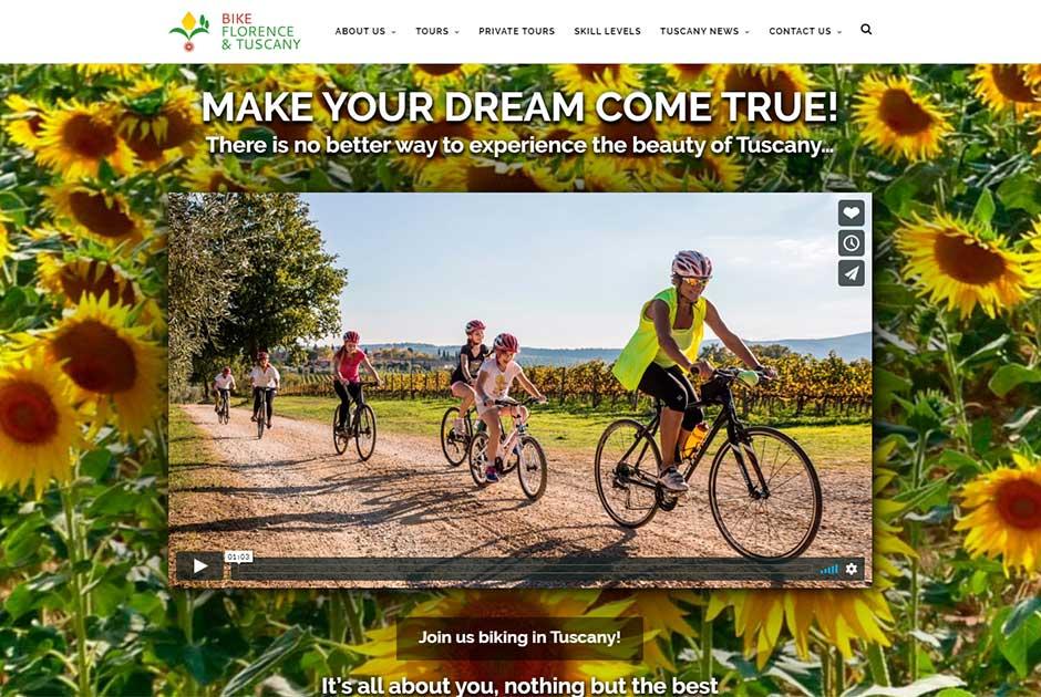 Tour in bicicletta per la Toscana