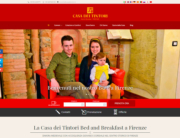 Bed and Breakfast website con booking online
