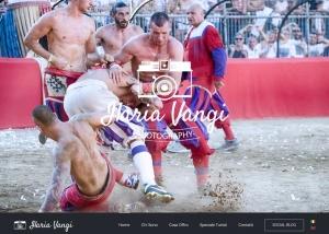 Portfolio fotografico, servizi speciale per turisti, social blog