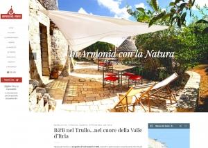 Un progetto web in armonia con la Natura