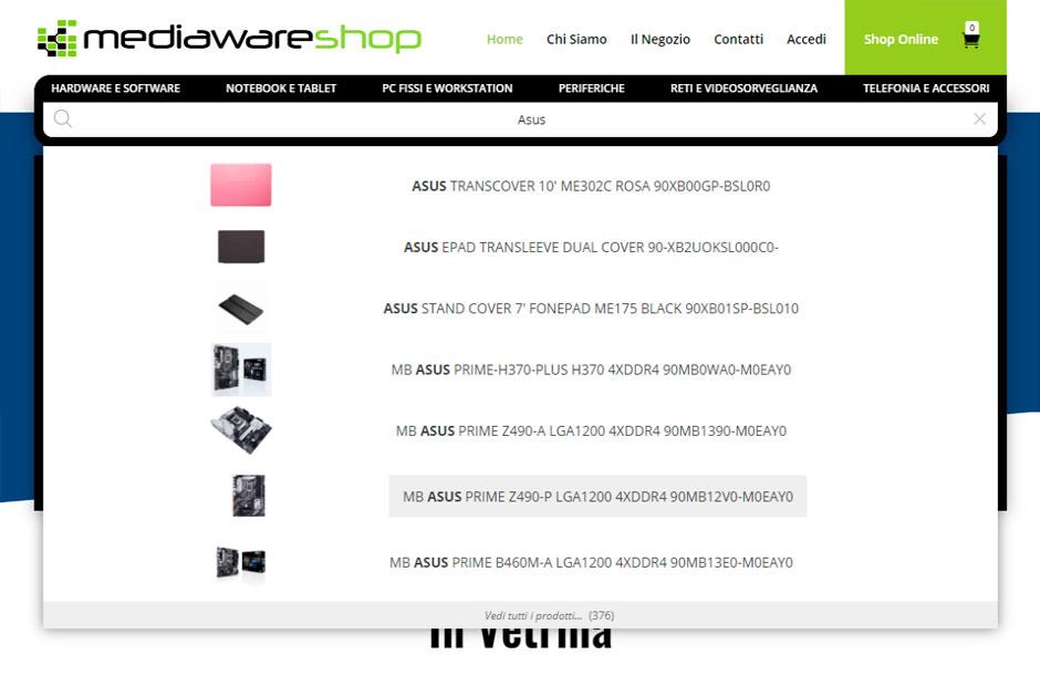 Un motore di ricerca prodotti personalizzato per potenziare le tue vendite
